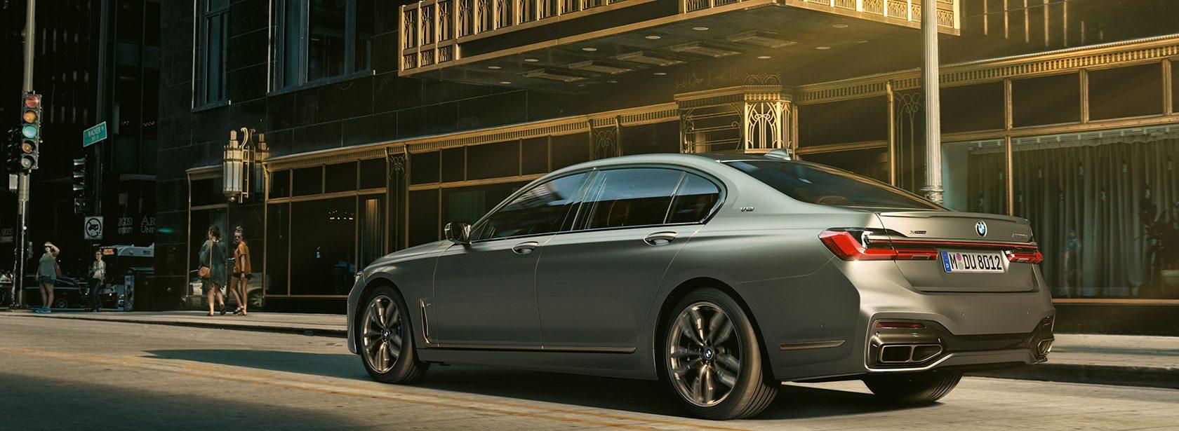 BMW M760Li xDrive Limousine