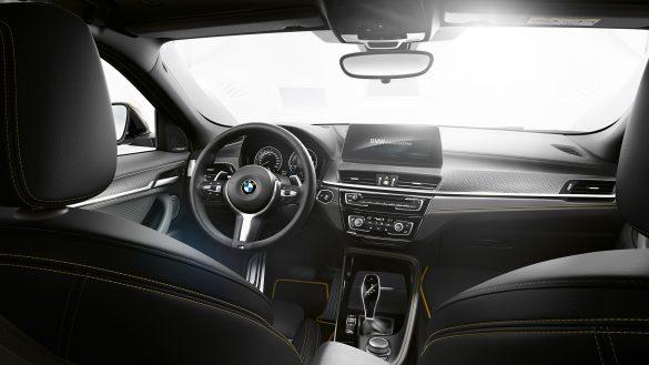 BMW X2 Interieur