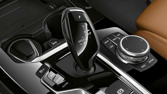 BMW X3 Steptronic Sport Getriebe