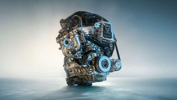 BMW M135i xDrive Motor