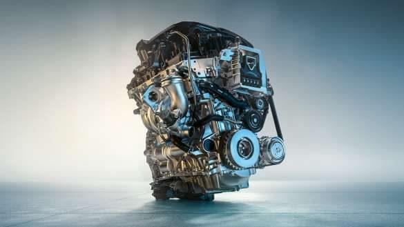BMW M TwinPower Turbo 4-Zylinder Benzinmotor