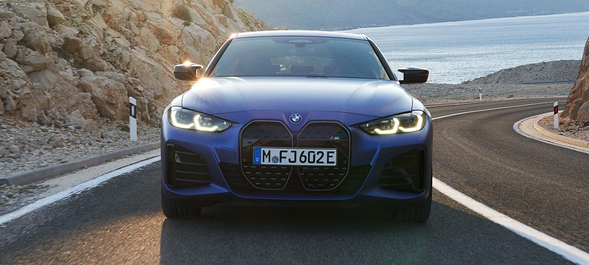 BMW i4 M50